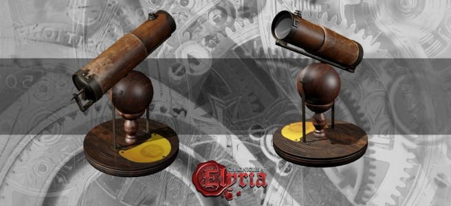 A telescope in Chronicles of Elyria.